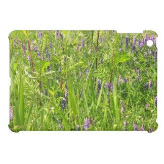 Wildblume - büschelige Wicke iPad Mini Hülle