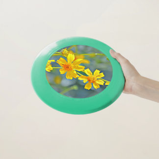 Wildblume-Impressionist Wham-O Frisbee