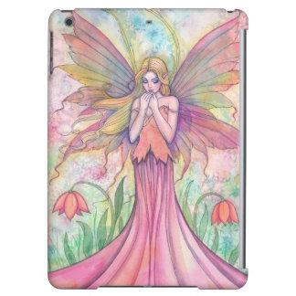 Wildblume-rosa Blumen-feenhafte Fantasie-Kunst