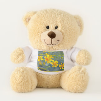Wildblumeteddy-Bär Teddybär