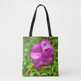 Wilde alaskische Rosen-Taschen-Tasche Tasche