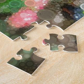 Wilde BlackBerry-Sommer-Produkte Puzzle