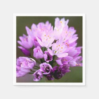 Wilde Blume Serviette