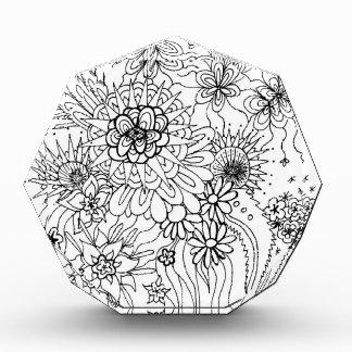 Wilde Blumen Auszeichnung