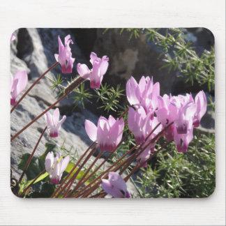 Wilde Blumen Mauspads