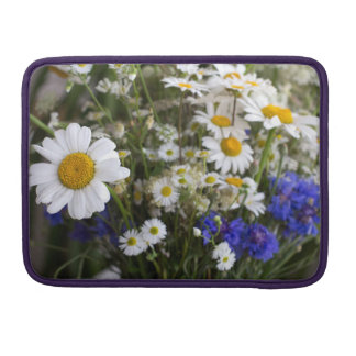 Wilde Blumen Sleeve Für MacBook Pro