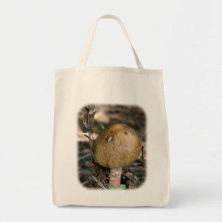 Wilde Brown-Pilz-Natur-Taschen-Tasche Tragetasche