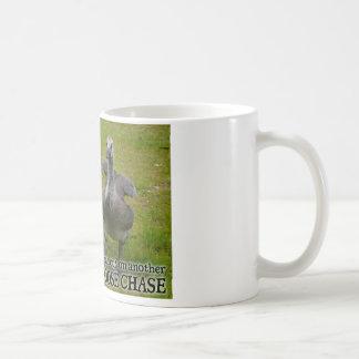 Wilde Gans - Verfolgung Kaffeetasse