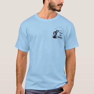 Wilde Katzen-Koalitions-20. Jahrestags-T - Shirt