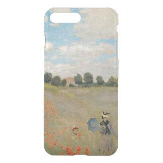 Wilde Mohnblumen Claude Monets |, nahe Argenteuil iPhone 8 Plus/7 Plus Hülle