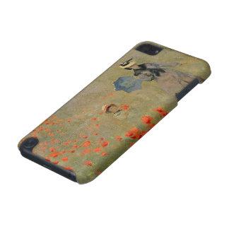 Wilde Mohnblumen Claude Monets |, nahe Argenteuil iPod Touch 5G Hülle