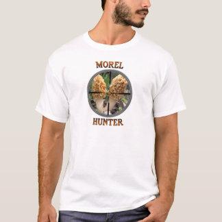 Wilde Morchel-Pilze T-Shirt