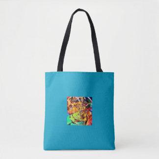 Wilde Muster-Taschentasche Tasche
