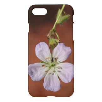 Wilde Pelargonie iPhone 8/7 Hülle