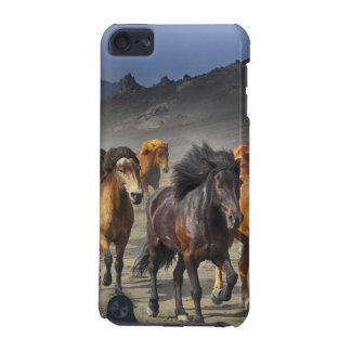Wilde Pferde iPod Touch 5G Hülle