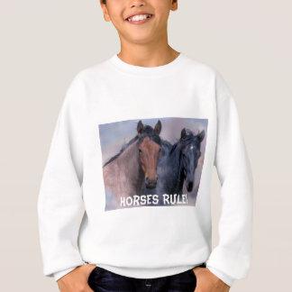 Wilde PferdekinderSweatshirt Sweatshirt