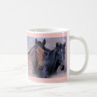 Wilde PferdeTasse Tasse