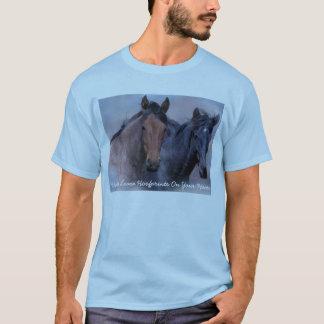Wilde PferdeunisexT - Shirt