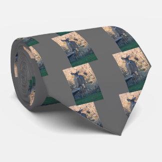 Wilde Rotwild Krawatte