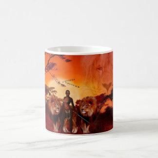Wilde Savanne Kaffeetasse