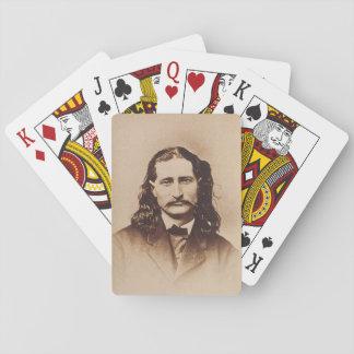 """""""Wilde Spielkarten Bills"""" Hickok"""