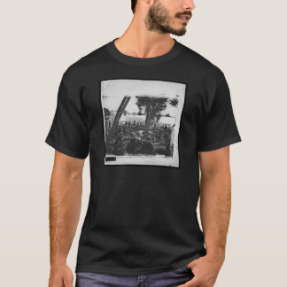 Wilde Stations-amerikanisches ziviles T-Shirt