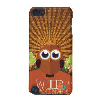 Wilde süße Tiere - Eule iPod Touch 5G Hülle