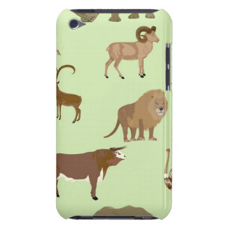 Wilde Tiere iPod Touch Case