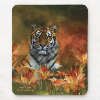 Wilde Tiger Mousepad