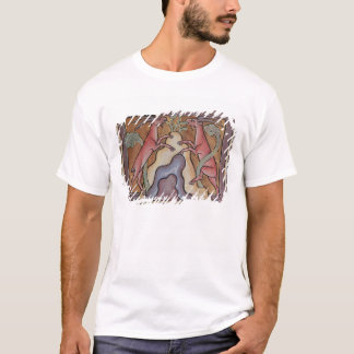 Wilde Ziegen Roy von einem Bestiary T-Shirt