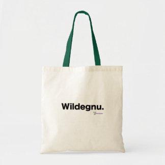 Wildegnu.  Die Taschen-Tasche Tragetasche