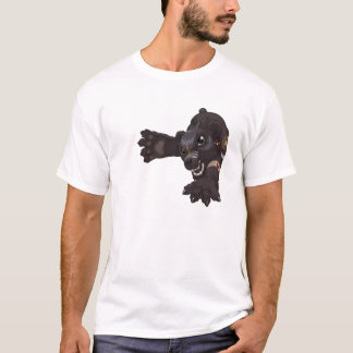 Wilder Bärn-Druide T-Shirt