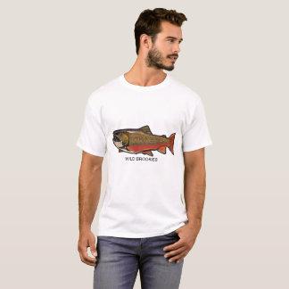 Wilder Brookies (Bachforelle) T - Shirt