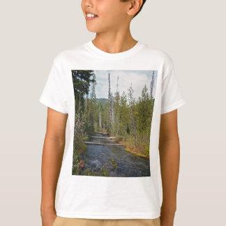 Wilder Deschutes Fluss, Oregon T-Shirt