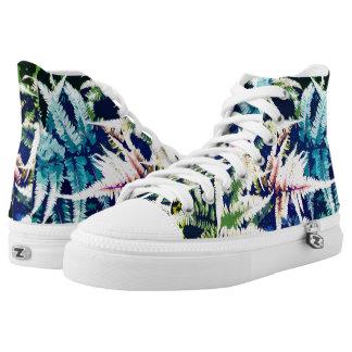 Wilder Dschungel Hoch-geschnittene Sneaker
