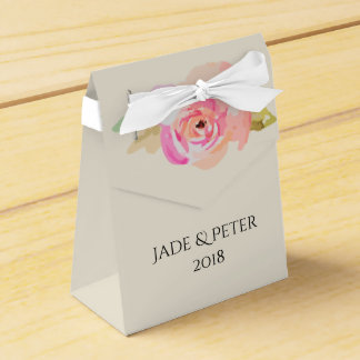 Wilder Garten-Gastgeschenk Hochzeits-Kasten Geschenkschachtel