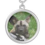 Wilder Hundehalskette Personalisierte Halskette