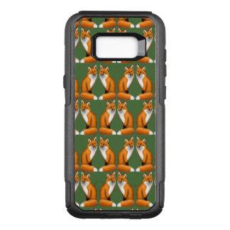Wilder Kasten roten Fox Samsung Galaxie-S8 OtterBox Commuter Samsung Galaxy S8+ Hülle