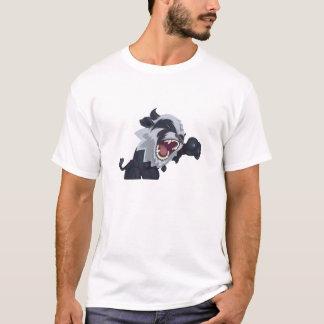 Wilder Katzen-Druide T-Shirt