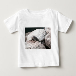 Wilder Leguan Baby T-shirt