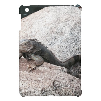 Wilder Leguan iPad Mini Hülle