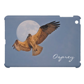 Wilder Osprey u. Supermond-Foto-Entwurf iPad Mini Hülle