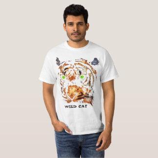 Wilder Tiger in Ihnen T-Shirt