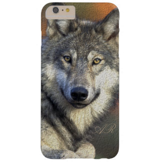 Wilder Wolf Barely There iPhone 6 Plus Hülle
