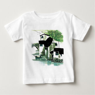 wildes Dorf Baby T-shirt