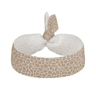 Wildes Giraffen-Muster-Tierdruck Haarband