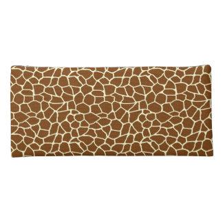 Wildes Giraffen-Muster-Tierdruck Stiftetasche