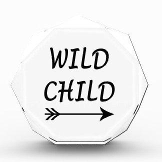 Wildes Kindergeschenk Auszeichnung