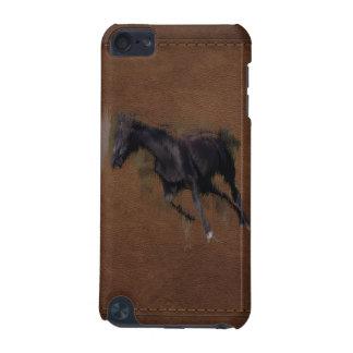"""Wildes Pferd """"Jahr des Pferd"""" pferdeartige Grafik iPod Touch 5G Hülle"""