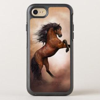 Wildes Pferd OtterBox Symmetry iPhone 8/7 Hülle